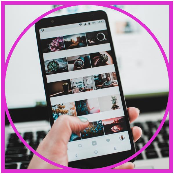design profilo social